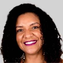 A candidata a prefeita do Rio, Renata Souza (Psol) Foto: O GLOBO