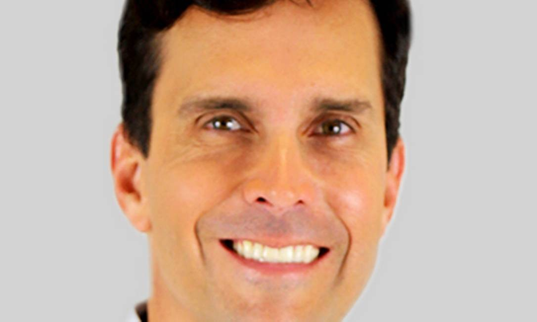 O candidato a prefeito do Rio, Luiz Lima (PSL) Foto: O GLOBO