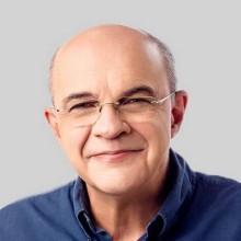 O candidato a prefeito do Rio, Bandeira de Mello (Rede) Foto: O GLOBO