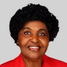 A candidata a prefeita do Rio, Benedita da Silva (PT) Foto: O GLOBO