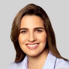 A candidata a prefeita do Rio, Clarissa Garotinho (Pros) Foto: O GLOBO