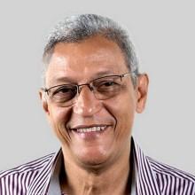 O candidato a prefeito do Rio, Cyro Garcia (PSTU) Foto: O GLOBO