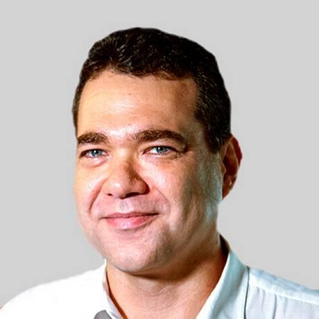 O candidato a prefeito do Rio, Paulo Messina (MDB) Foto: O GLOBO
