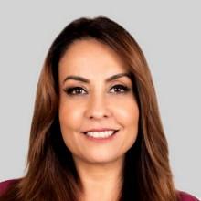 A candidata a prefeita, Glória Heloiza (PSC) Foto: O GLOBO