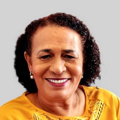 A candidata a prefeita do Rio, Suêd Haidar (PMB) Foto: O GLOBO