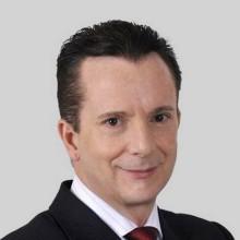 O candidato a prefeito de SP, Celso Russomanno Foto: O GLOBO