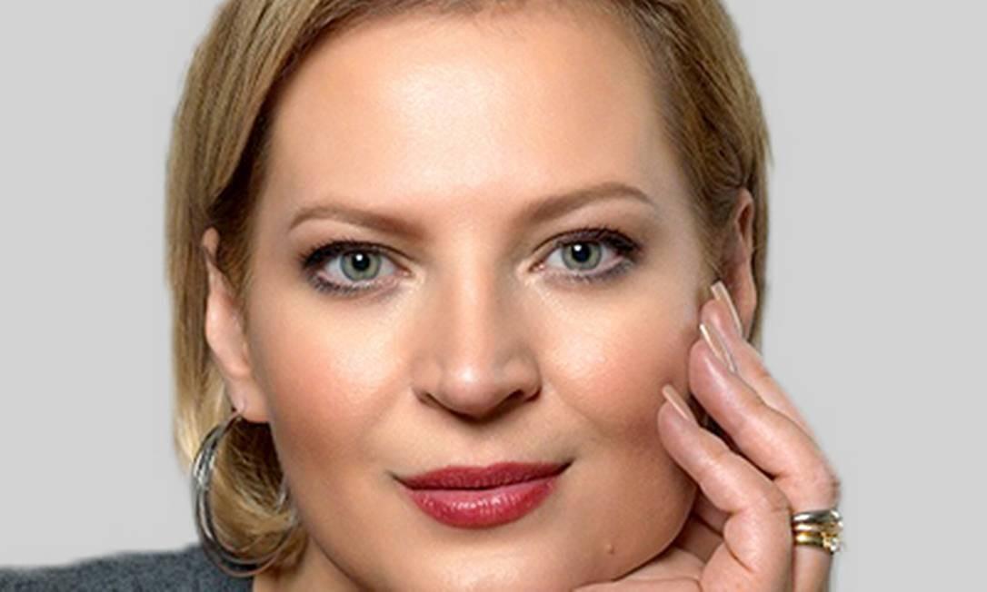 A candidata à prefeita de SP, Joice Hasselmann (PSL) Foto: O GLOBO