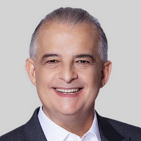 O candidato a prefeito de São Paulo, Márcio França (PSB) Foto: O GLOBO