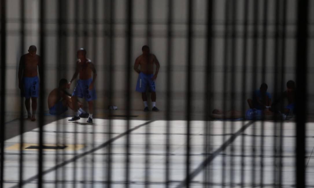 Complexo Penitenciário da Papuda, em Brasília Foto: Daniel Marenco / Agência O Globo