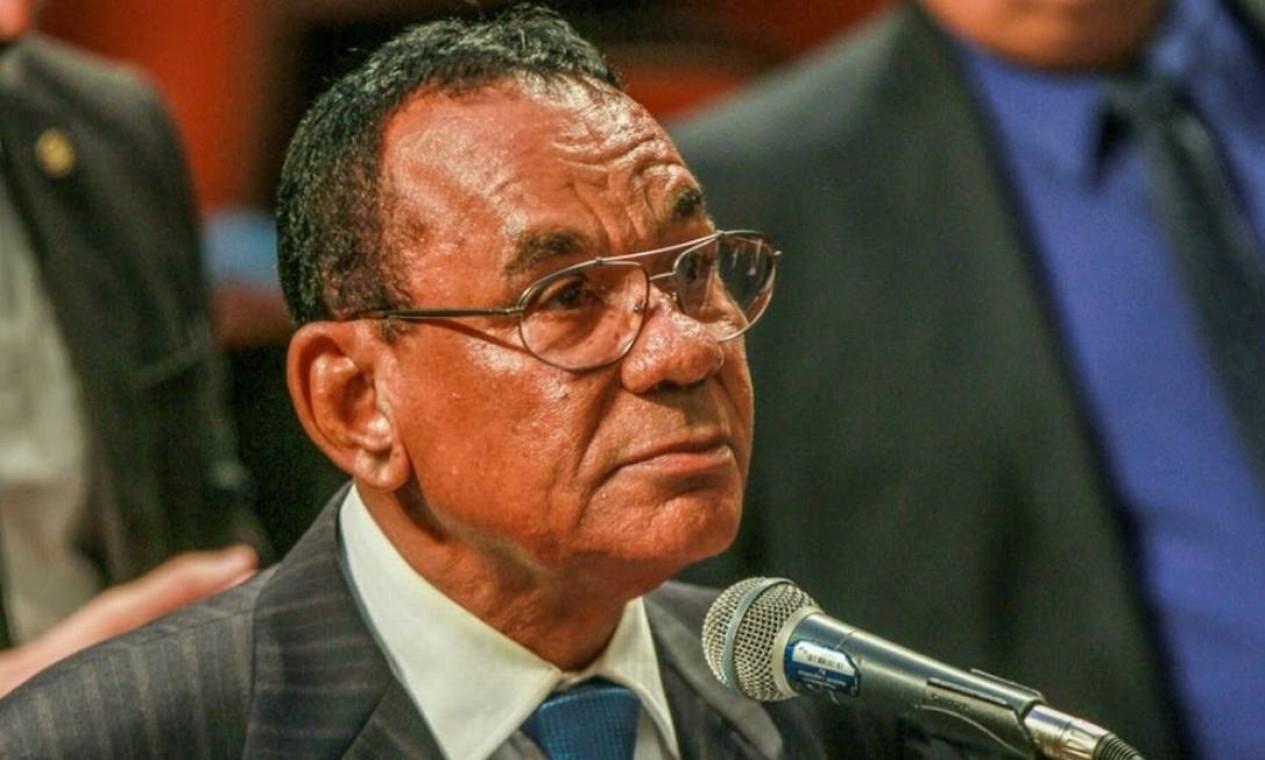 Na Alerj, o deputado estadual João Peixoto (Democracia Cristã) também morreu por Covid-19, aos 75 anos Foto: Divulgação