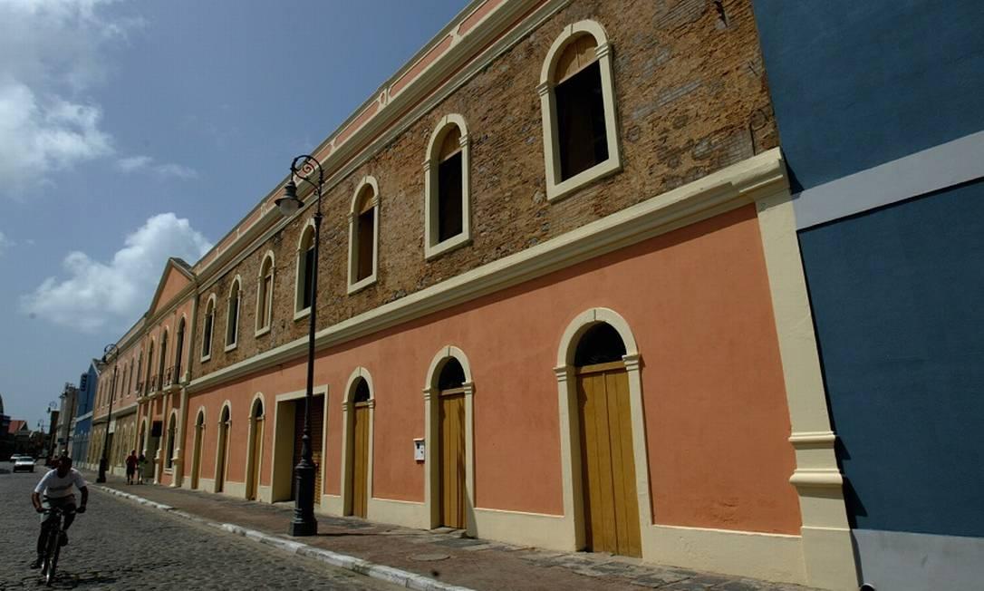 Centro histórico de Maceió, Alagoas. Foto: Michel Filho / Agência O Globo