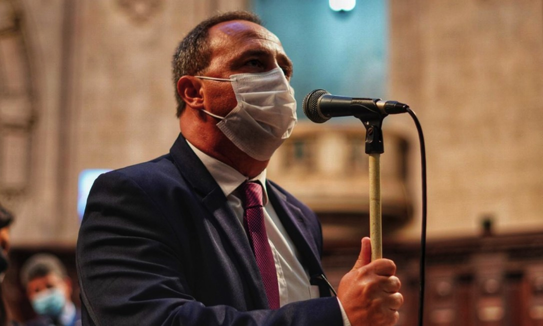 Waldeck Carneiro é o relator do tribunal misto: deputado foi um dos cinco escolhidos para formar comissão especial Foto: Thiago Lontra / Alerj