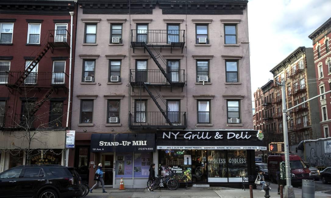 Com home office, muitos moradores de Manhattan deixaram o distrito mais caro de Nova York e deixaram donos de imóveis desesperados atrás de novos inquilinos Foto: Victor J. Blue / Bloomberg