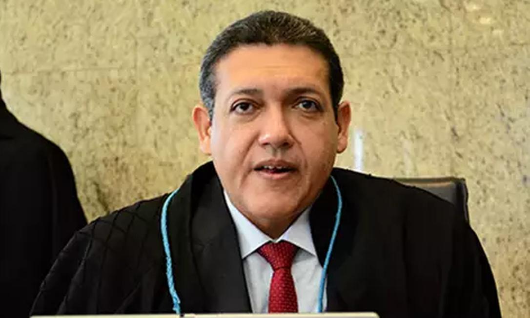 O desembargador Kassio Nunes Marques, indicado por Bolsonaro para o STF Foto: Reprodução/TRF
