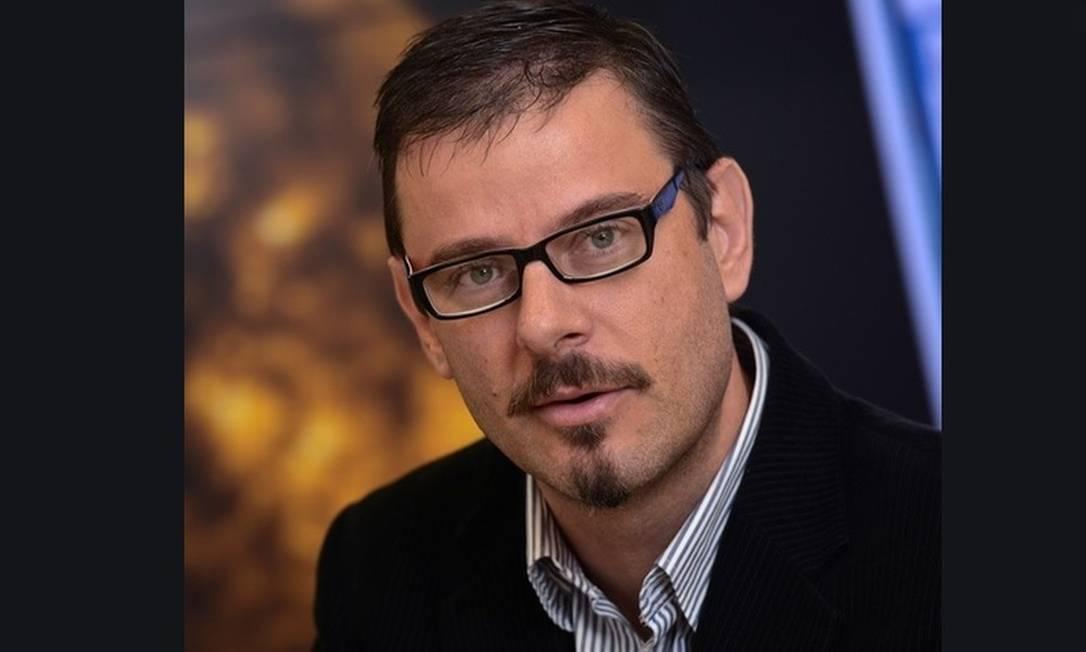 O novo diretor do Inpe, Clezio Nardin Foto: Reprodução / Inpe/G1