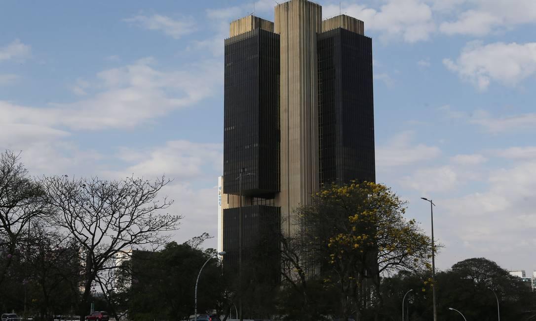Banco Central decidiu reduzir permanente os recolhimentos dos compulsórios a partir de abril de 2021 Foto: Jorge William / Agência O Globo