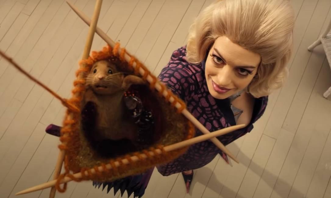 Veja Imagens Do Remake De Convencao Das Bruxas Com Anne Hathaway Jornal O Globo