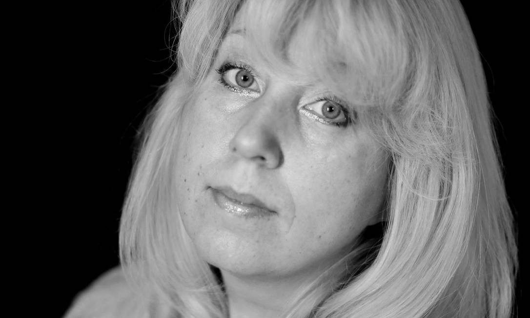 A jornalista russa Irina Slavina Foto: Reprodução/Redes sociais