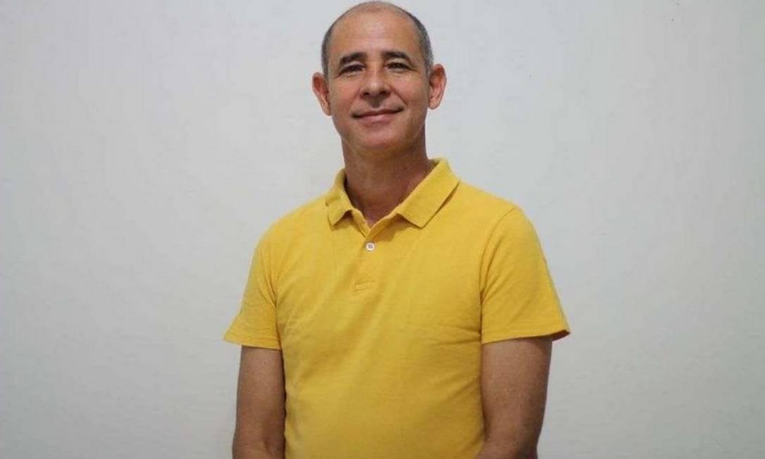 Julio Cesar Ramos Brasil é candidato a prefeito de Couto Magalhães (TO) pelo DEM Foto: Divulgação