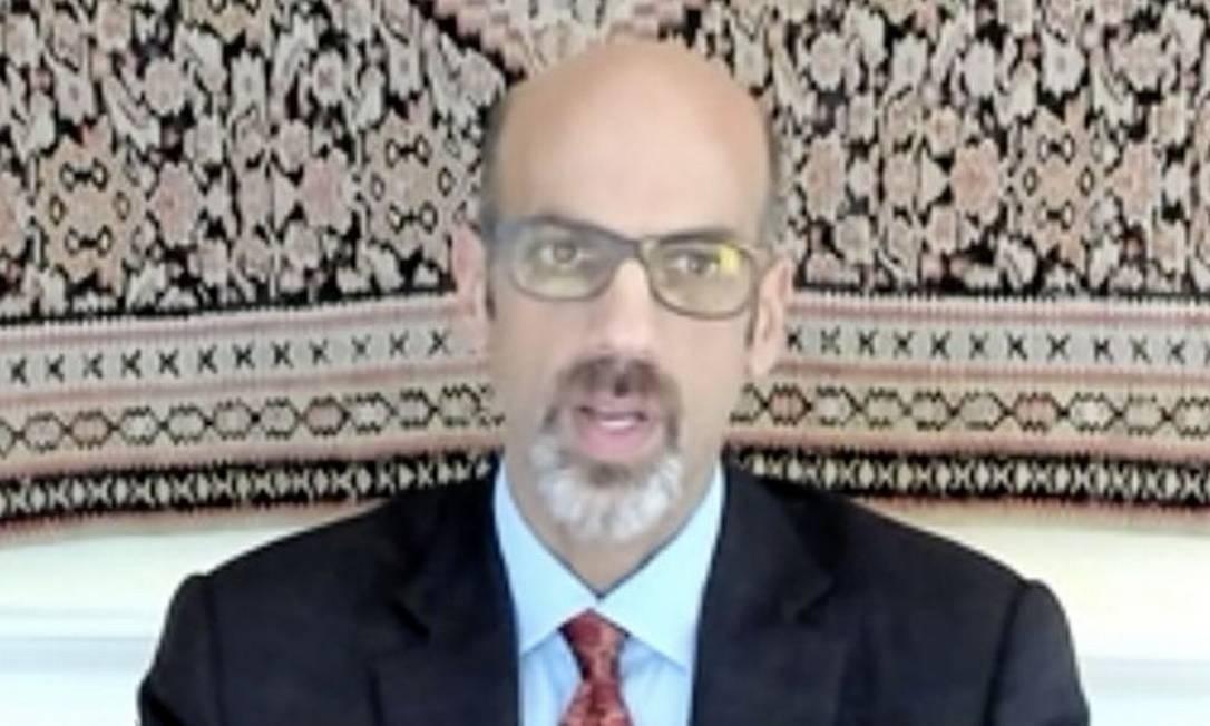 Em entrevista por vídeo à BBC News Brasil, Markovits diz que a meritocracia dá à sociedade uma ´razão poderosa´ para desconfiar das elites Foto: -