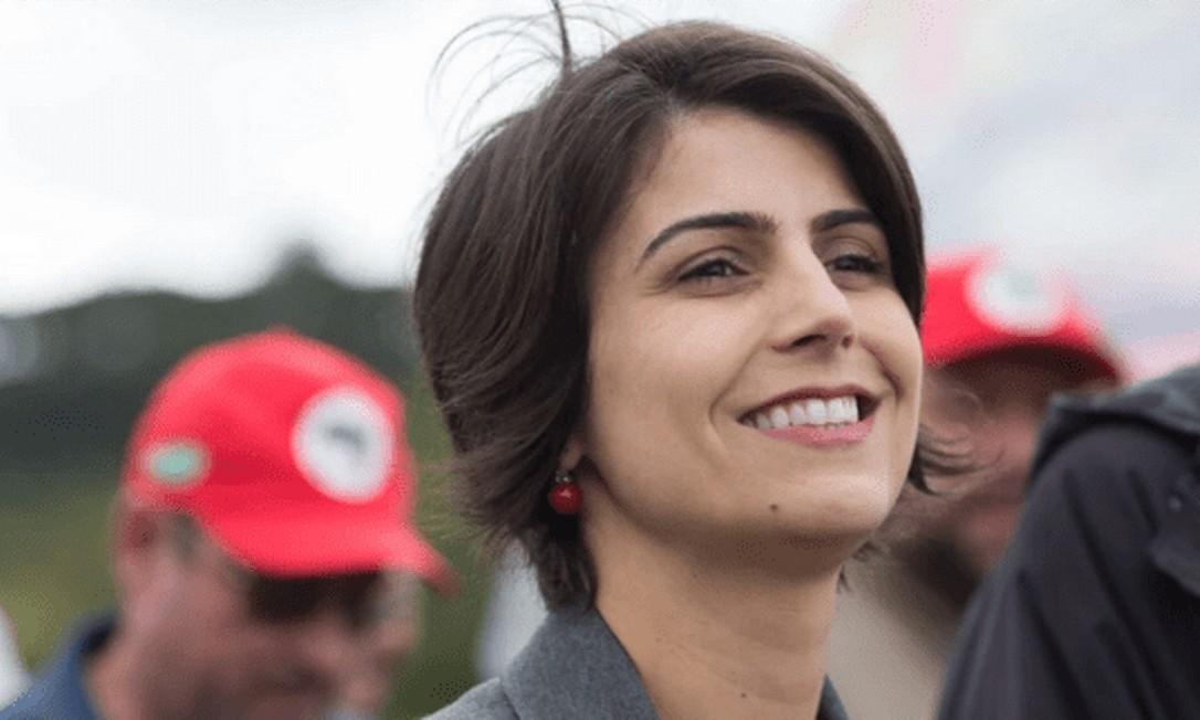 Manuela D'Ávila é candidata à Prefeitura de Porto Alegre Foto: Reprodução