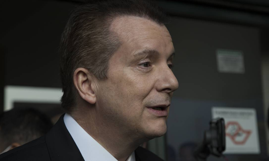 Celso Russomanno (Republicanos) é candidato à Prefeitura de São Paulo. 05/10/2020 Foto: Edilson Dantas / Agência O Globo