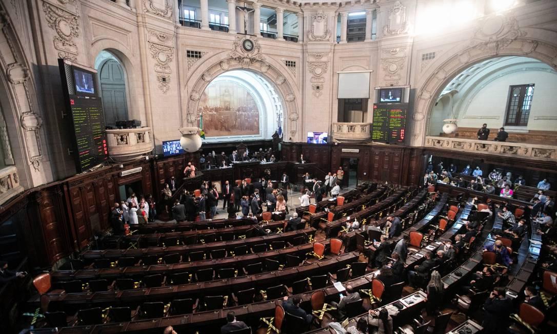 Alerj ainda vai votar o projeto Foto: Brenno Carvalho / Agência O Globo