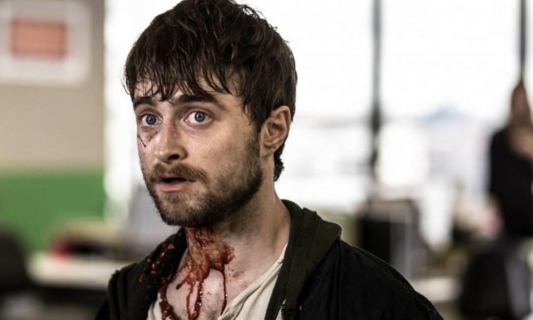 'Armas em jogo', com Daniel Radcliffe Foto: Divulgação