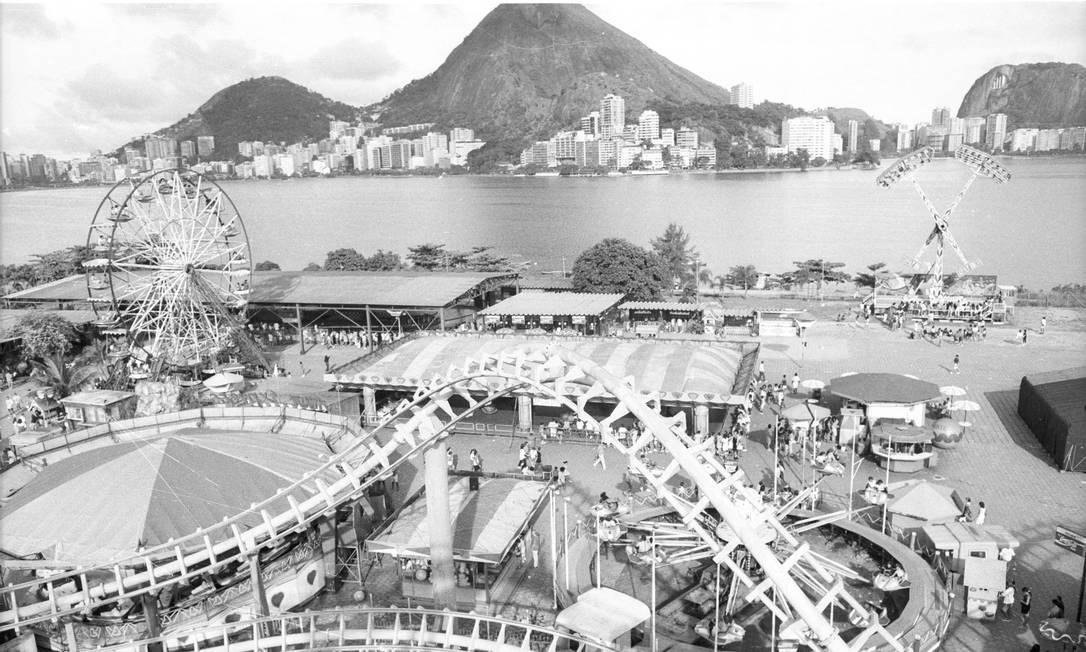 Tivoli Park Foto: Aldo Cunha / Aldo Cunha / Agência O Globo