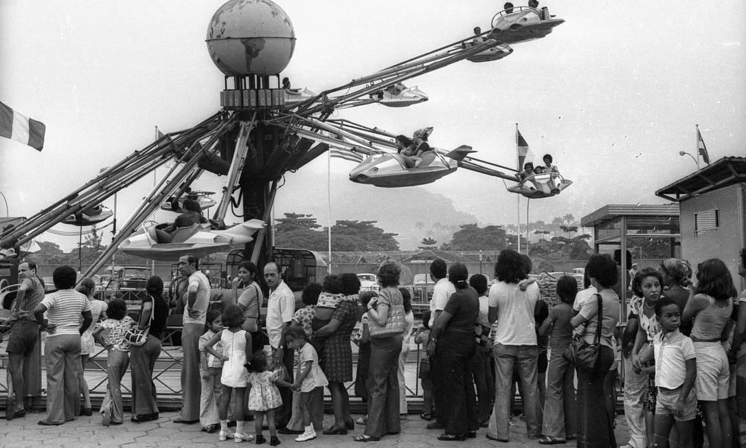 Durante muito tempo foi uma das principais opções de entretenimento da cidade Foto: Arquivo / Agência O Globo