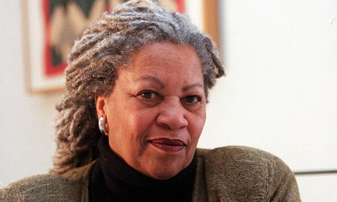Premiada em 1993, a americana Toni Morrison ainda é a única mulher negra a vencer o Nobel de Literatura Foto: SARA KRULWICH / NYT