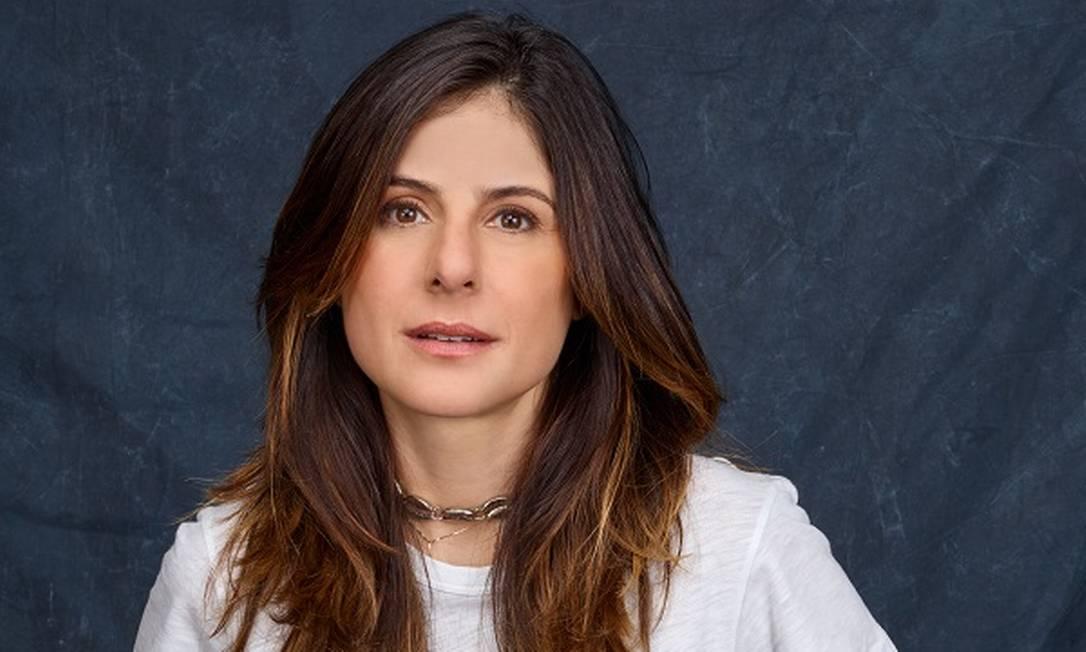 Joana Jabace: diretora busca interpretação realista dos atores Foto: Nana Moraes