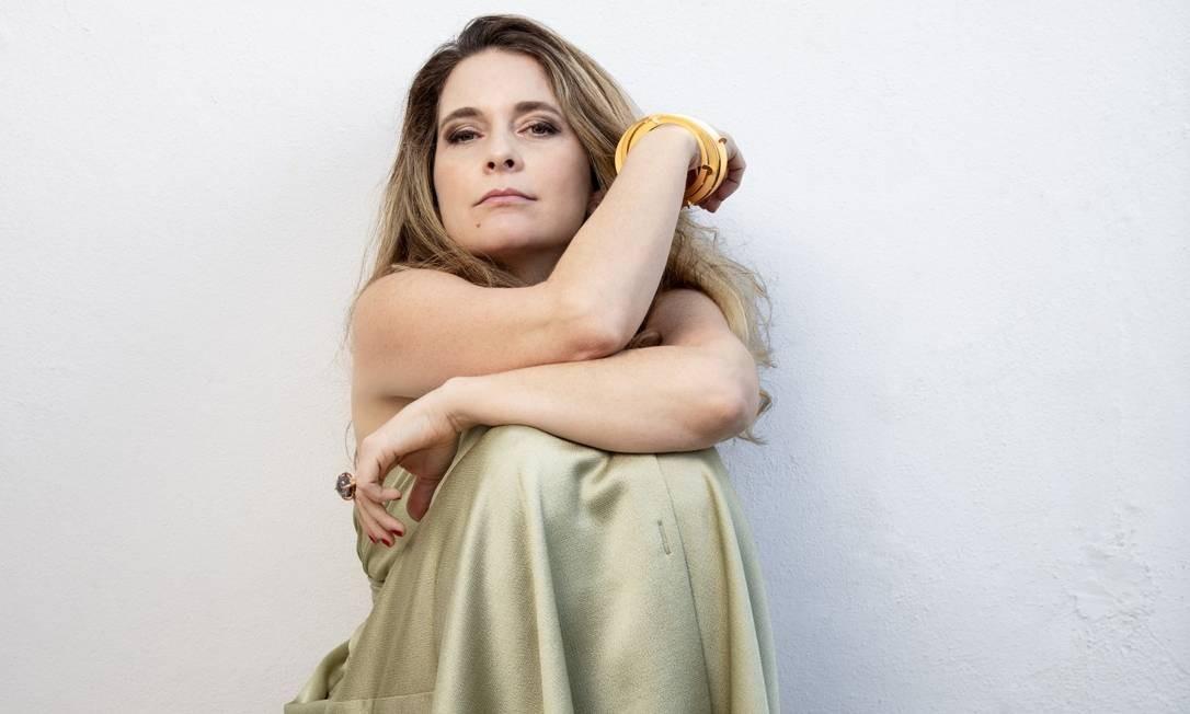 Cláudia Abreu em Lisboa Foto: Daryan Dornelles