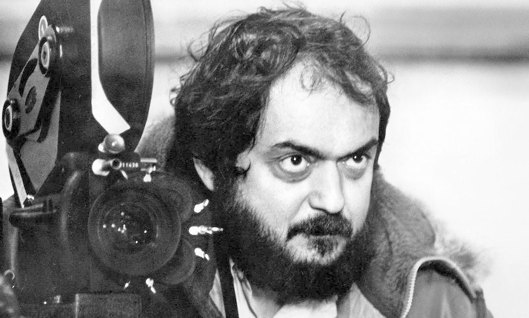 """Stanley Kubrick em cena de """"Kubrick por Kubrick"""" Foto: Divulgação"""