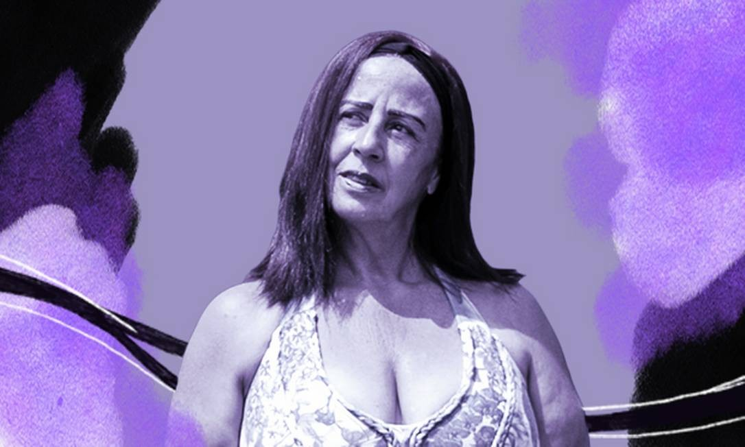 """Angélica Lacerda, candidata a vereadora em Oliveira Fortes: """"Já ouvi que mulher não é aceita aqui"""" Foto: Brenno Carvalho/Agência O Globo"""