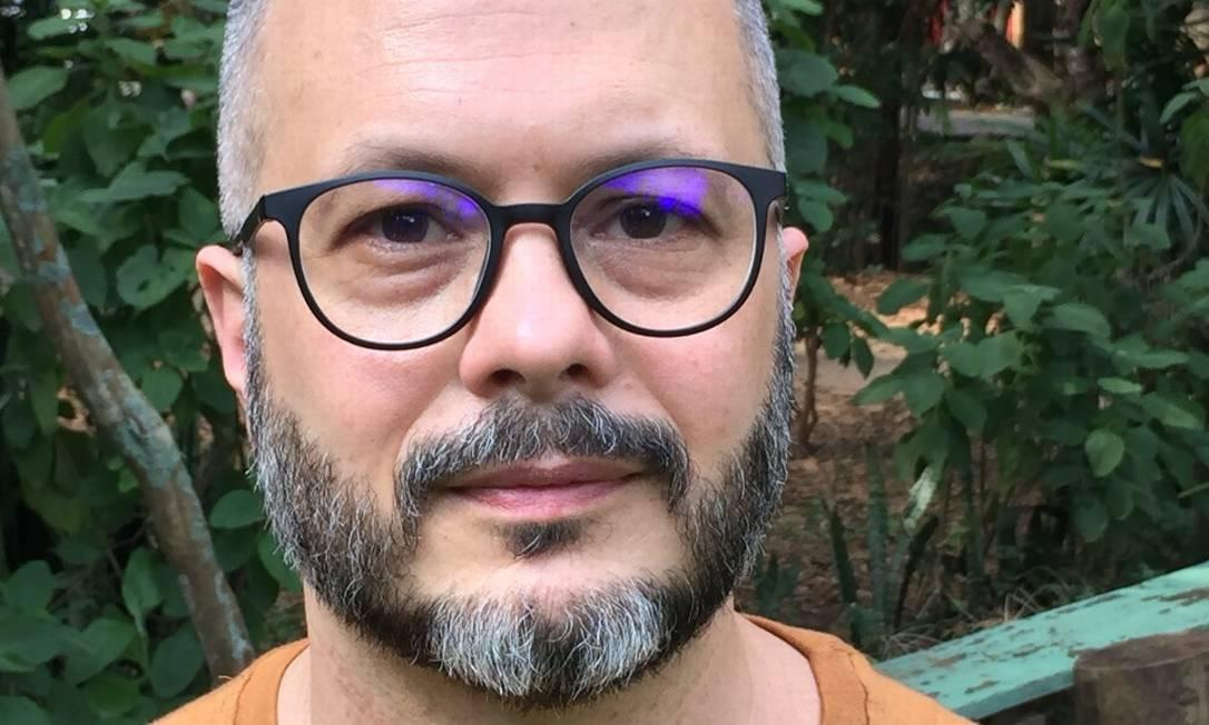 """RI Rio de Janeiro (RJ) 09/10/2020 Antropólogo Juliano Spyer, autor do livro """"Povo de Deus: quem são os evangélicos e por que eles importam"""" Crédito: Arquivo pessoal Foto: Agência O Globo"""