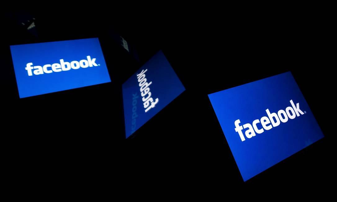 Facebook anuncia que vai banir conteúdos que neguem a existência do Holocausto Foto: LIONEL BONAVENTURE / AFP/17-02-2019