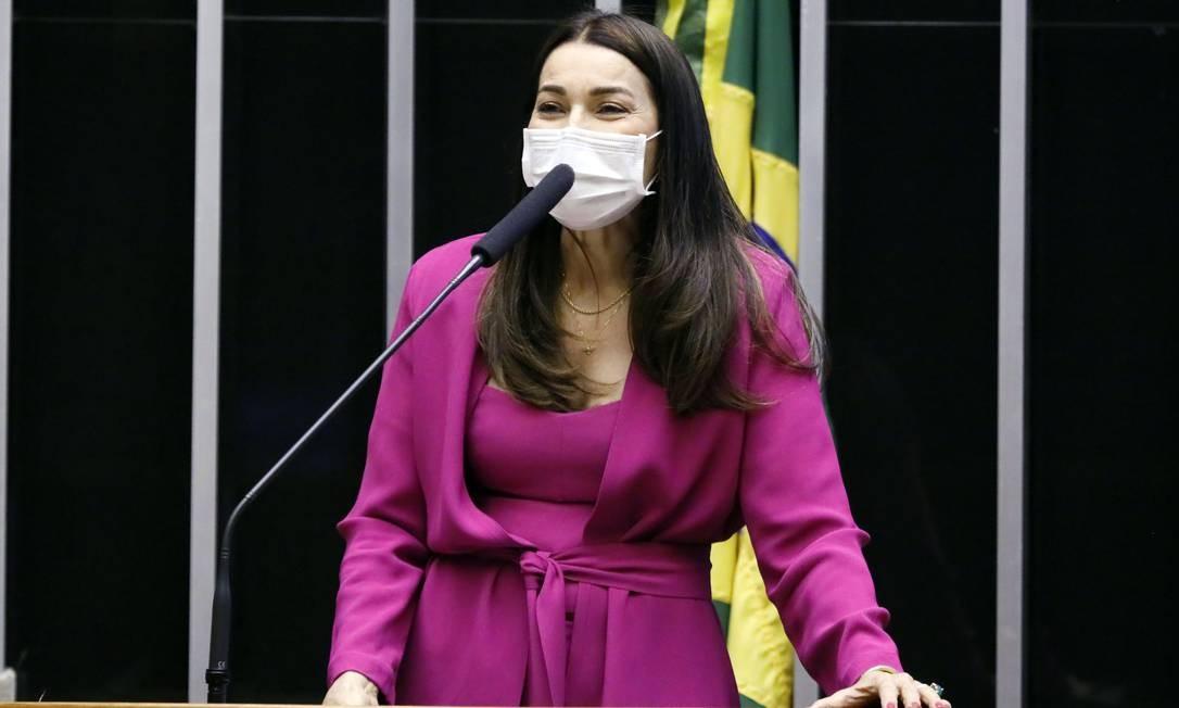 Deputada Margarete Coelho analisa mudanças em PEC que institui cota para mulheres no Legislativo Foto: Luis Macedo / Câmara dos Deputados