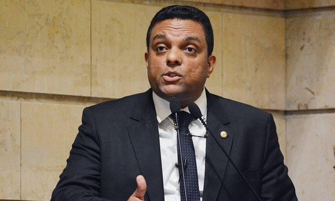 """O deputado federal Otoni de Paula: de opositor a aliado de Crivella """"por orientação de Bolsonaro"""" Foto: Divulgação"""