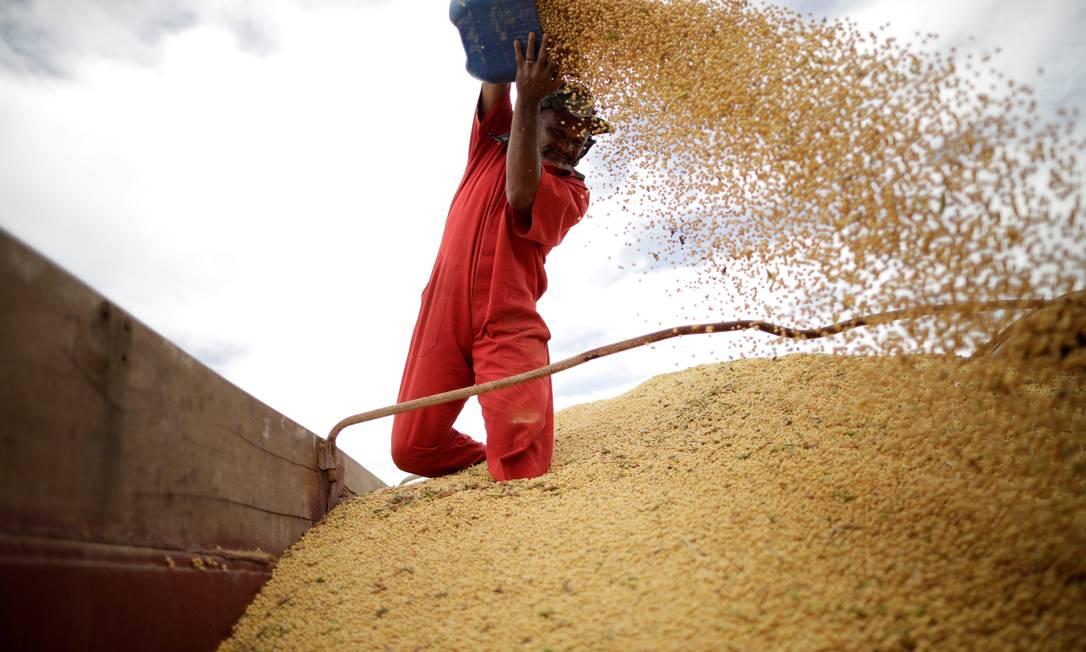 Preço do óleo de soja subiu em 2020 Foto: Ueslei Marcelino / Reuters