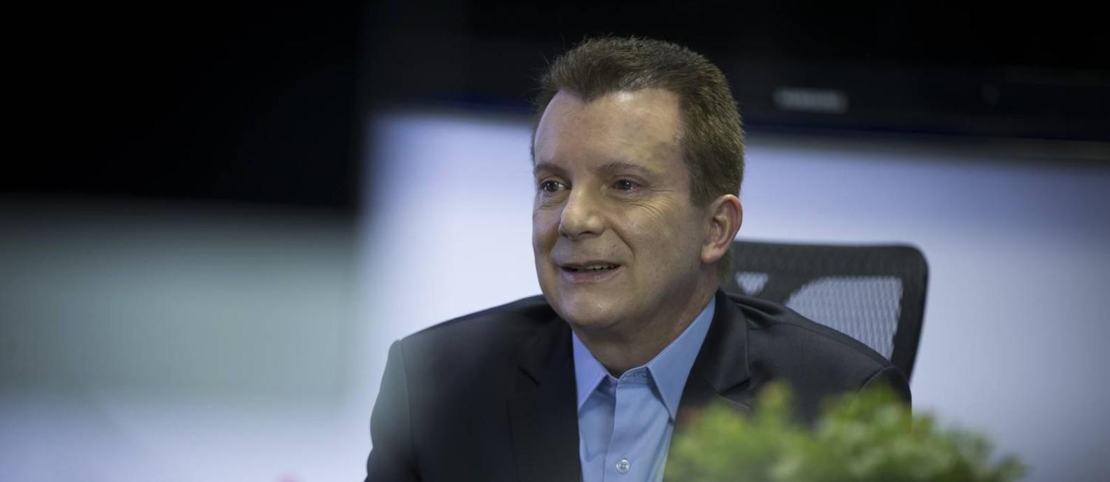 Candidato do Republicanos à Prefeitura de São Paulo, Celso Russomanno 12/10/2020 Foto: Edilson Dantas / Agência O Globo