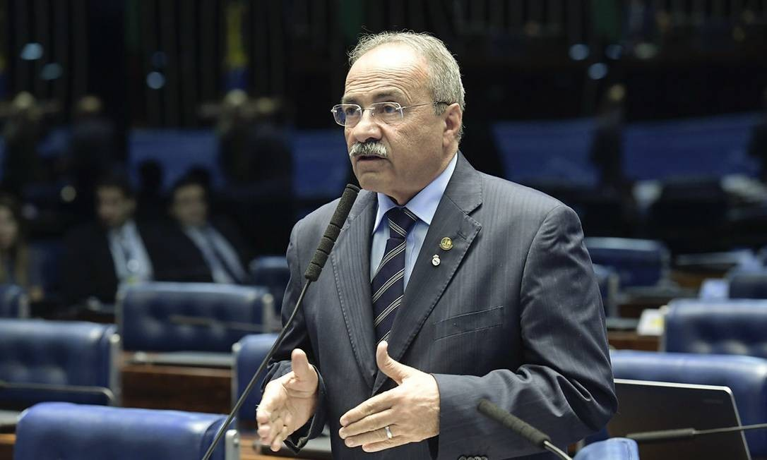 Chico Rodrigues, do DEM Foto: Waldemir Barreto/Agência Senado