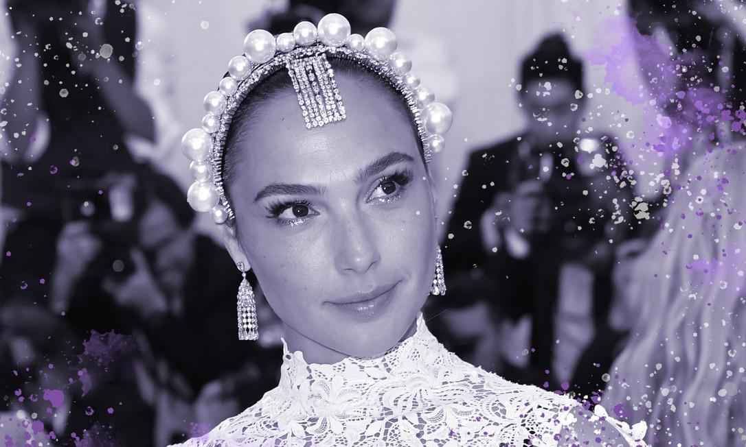 """Gadot, mais conhecida por encarnar no cinema a """"Mulher Maravilha"""" (2017), está confirmada como produtora e estrela do novo épico cinematográfico da Paramount Foto: AFP"""