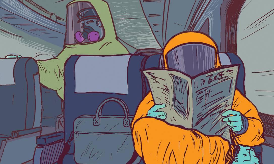É seguro viajar de trem nos EUA? Foto: STEPHANIE J. KIM / NYT