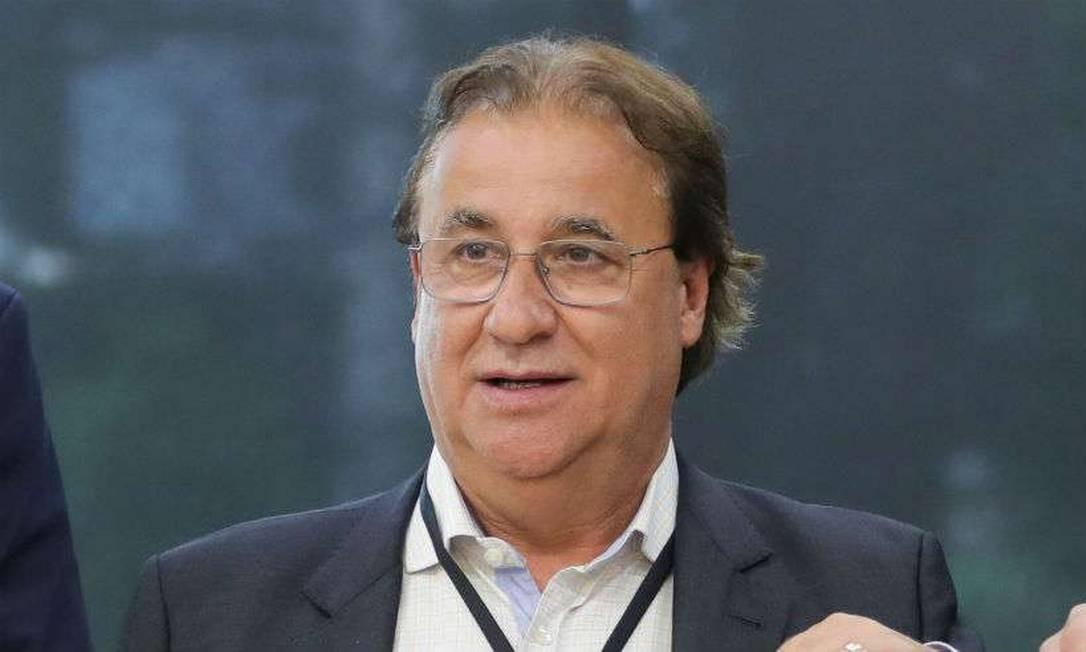 O candidato do Pros à Prefeitura de Belo Horizonte, Fabiano Cazeca Foto: Bruno Cantini/Atlético