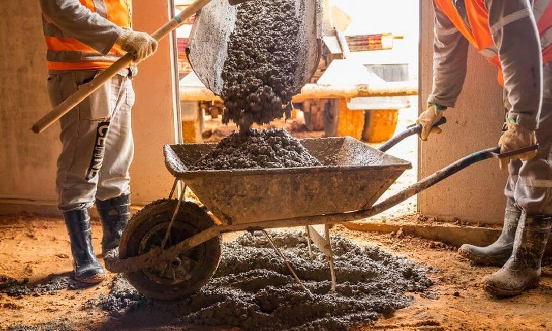 As ações de reparação priorizam a contratação de pessoas e empresas locais Foto: Divulgação