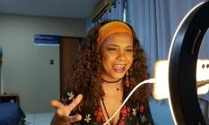 Teresa Cristina: cantora suspeita motivação política em ataques ao seu perfil Foto: LUIZ ALBERTO MACEDO