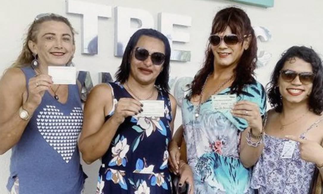 Eleições municipais deste ano contarão com 259 candidaturas trans Foto: Divulgação/TSE