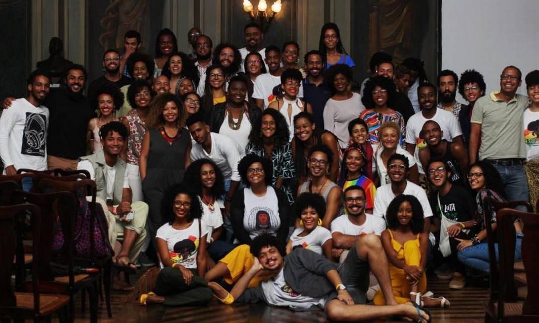 Coletivo Negrex reúne mais de 500 estudantes de Medicina e profissionais negros desde 2015 Foto: Divulgação