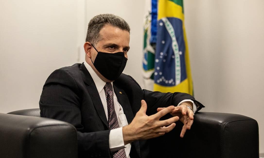 Juiz Luiz Márcio Pereira Foto: Brenno Carvalho / Agência O Globo